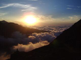 trektocht Mont Valier
