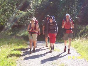 Hikes on demand