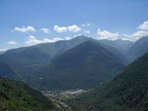 trekking from gite to gite