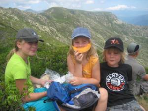 kinderen in de pyreneeen