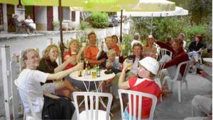 Groep in Salau
