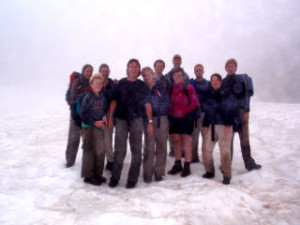 Groepsreizen sneeuw
