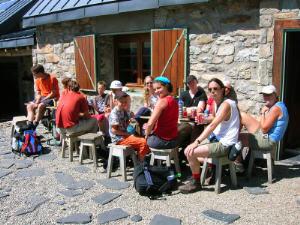 Groepsreizen en bergwandelen