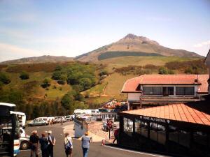GR10 Spaanse grens