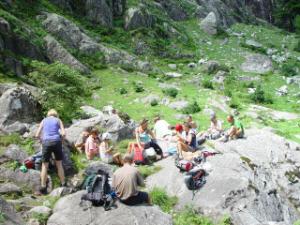 groepsreis wandelen pyreneeen